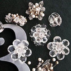 Bouquet Crystal Magnets