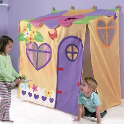 Kid's Garden Play Tent