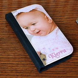 Personalized Bi-Fold Case for Samsung Galaxy S4 Phone