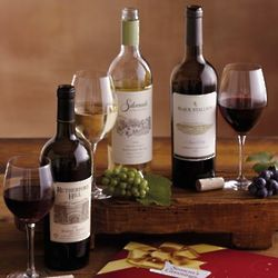 Holiday Napa Valley Wine Trio Gift Box