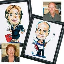 Caricature Print