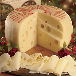 Big Baby Swiss Cheese 2-lbs. Big Baby Swiss Cheese