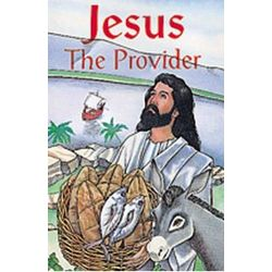 Jesus the Provider Personalized Book