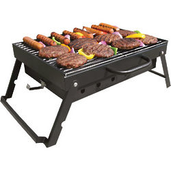 Fold-and-Go Grill