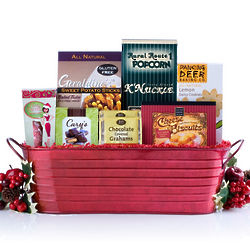 Warmest Wishes Gourmet Gift Basket