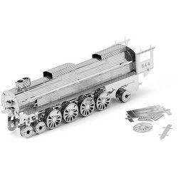 Lightweight Steel Train Building Kit