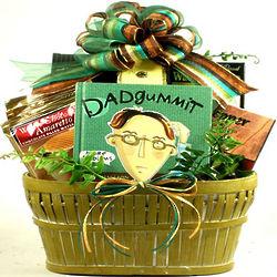 Dadgummit Dadism Gift Basket