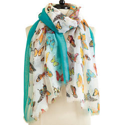 Mariposa Butterfly Scarf