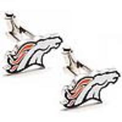 Denver Broncos Enamel Cufflinks