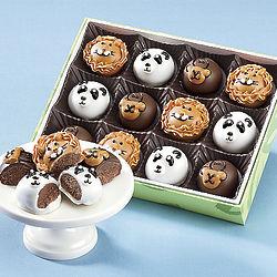 Zoo Chocolates Gift Box