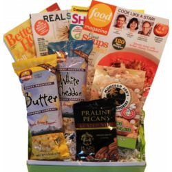 Ladies' Variety Magazines and Treats Cheeriodical Gift Box