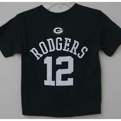 Toddler Packers Rodgers 12 T-Shirt