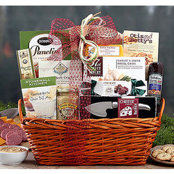 Hillshire Farm Savory Assortment Gift Basket