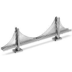 Golden Gate Bridge Lightweight Steel Building Kit