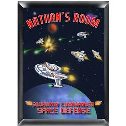 Personalized Boy's Room Signs
