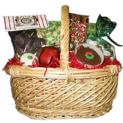 Chocolate Cheer Gift Basket