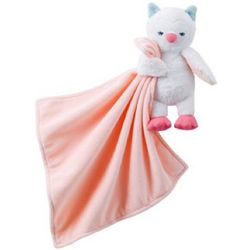 Infant's Owl Security Blanket