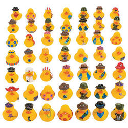 Rubber Ducky Assortment