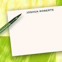 Executive Correspondence Cards