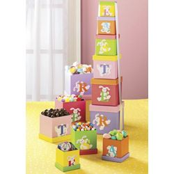 Easter Boxes Tower