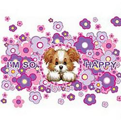 Puppy I'm So Happy T-Shirt