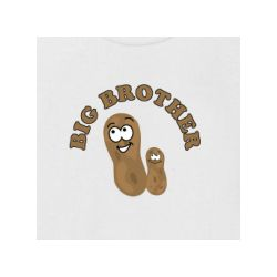Kid's Peanut Big Brother T-Shirt