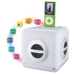 Home Stereo LED Color Changing Speaker System