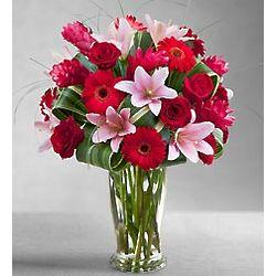 Lover's Flower Bouquet