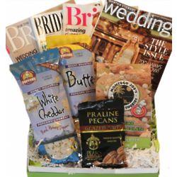Engagement Magazine and Snacks Cheeriodical Gift Box