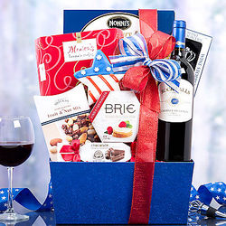 4th of July Cabernet Assortment Gift Basket