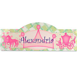 Personalized Princess Kid's Sign
