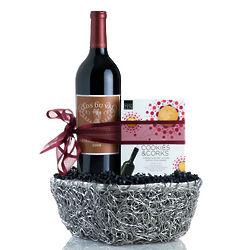 Clos Du Val Wine Gift Basket