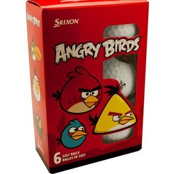 Stock Angry Birds Golf Balls
