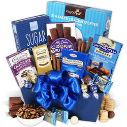 Winter Wonderland Gourmet Gift Tin