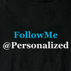 Follow Me at Personalized Shirt