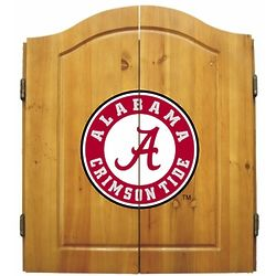 University of Alabama Dart Cabinet