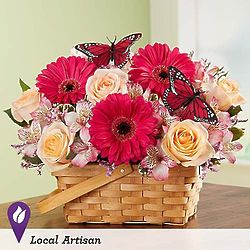 Large Bountiful Basket Bouquet