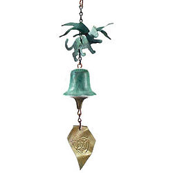 Kitty Angel Story Wind Chime