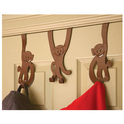 Door Hanger Monkeys