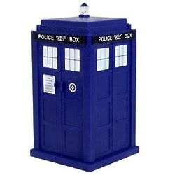 Dr. Who Wind-Up Tardis