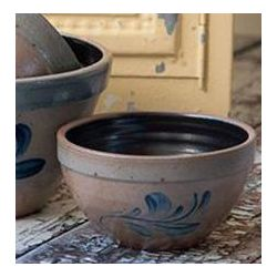 Cambridge 1.5 Quart Stoneware Mixing Bowl