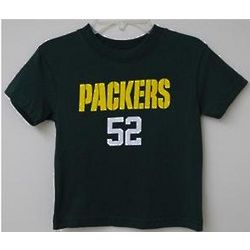 Green Bay Packers Matthews 52 Toddler T-Shirt
