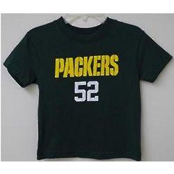 Green Bay Packers Matthews 52 Toddler T-Shirt