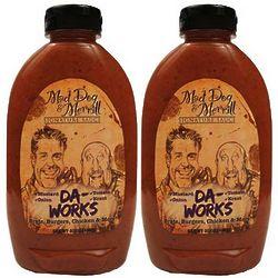 Da Works Brat BBQ Sauce Duo