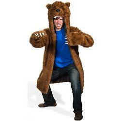 Original Workaholics Bear Coat