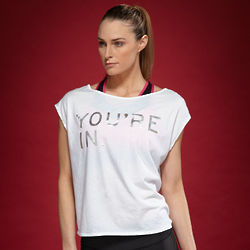 Women's You're In White Dance T-Shirt