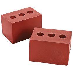 12 Brick Stress Toys