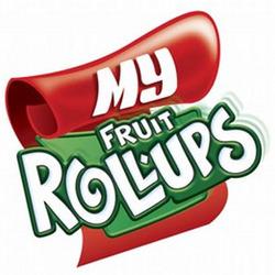 Customized Fruit Roll-Ups®