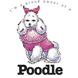 Poodle Proud Owner T-Shirt