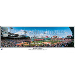 A Day to Remember - World Series Ring Ceremony Art Print